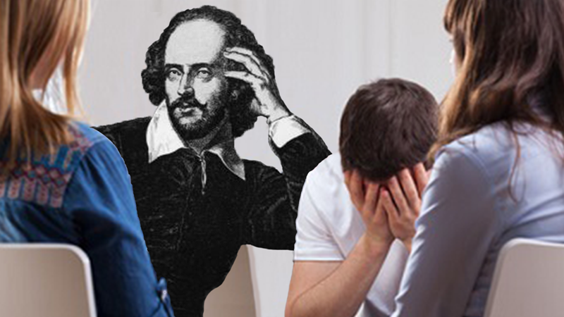 Shakespeare in Therapy