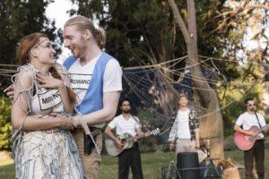 The Tempest   Melbourne Shakespeare Company @ St Kilda Botanical Gardens   Saint Kilda   Victoria   Australia