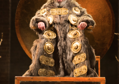 Antony Sher as King Lear. Images provided by Picturehouse Entertainment.