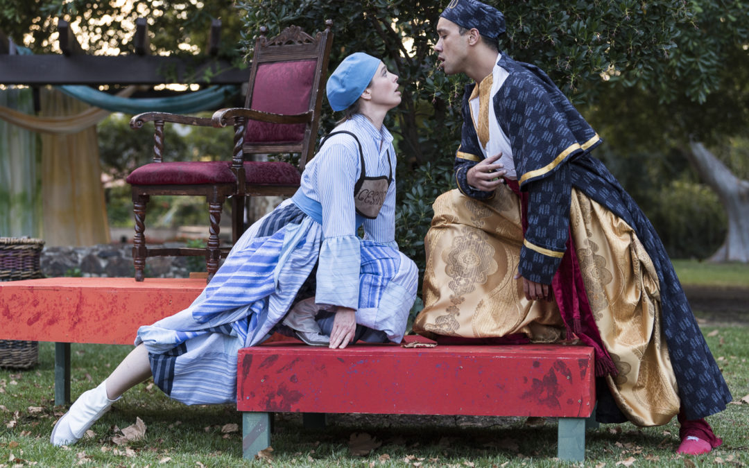Twelfth Night   Melbourne Shakespeare Company