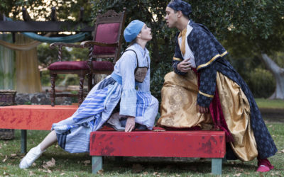 Twelfth Night | Melbourne Shakespeare Company